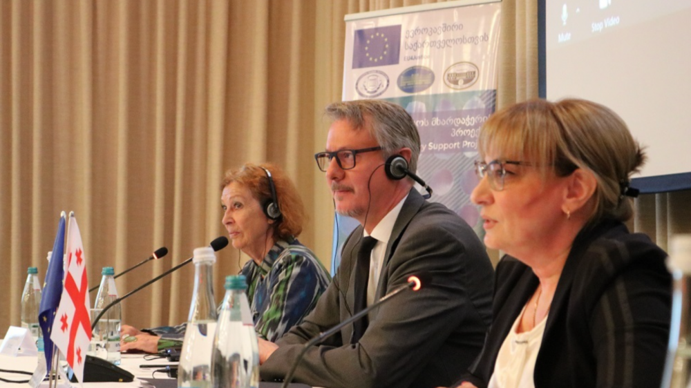 Georgia: EU Judiciary Support Project Highlights Its Results