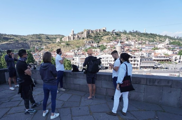 Number Of Tourist Visits Up By 223% in April-May – GNTA
