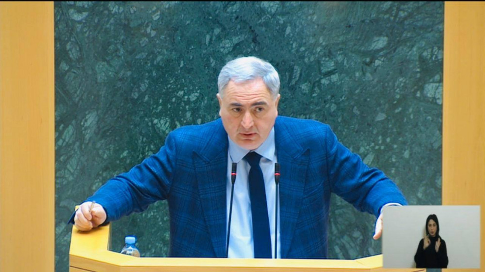 My Aim Is for the Budget Deficit to Be Below 7% – Kovzanadze