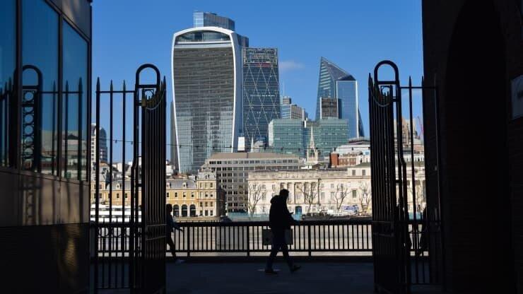 დიდი ბრიტანეთის ეკონომიკა აპრილში რეკორდულად გაიზარდა