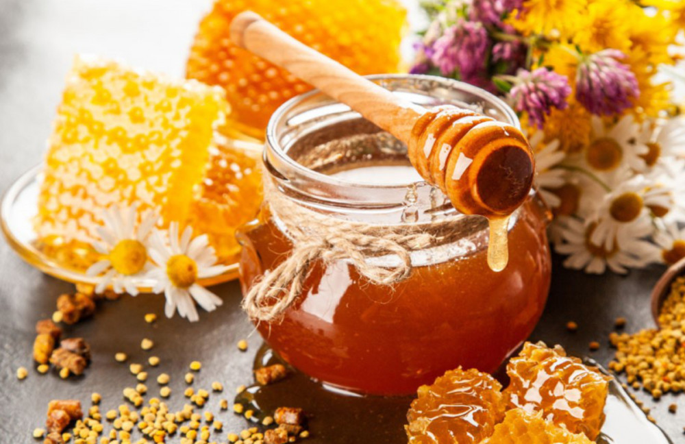 Natural Honey Exports from Georgia Record High in Jan-April 2021