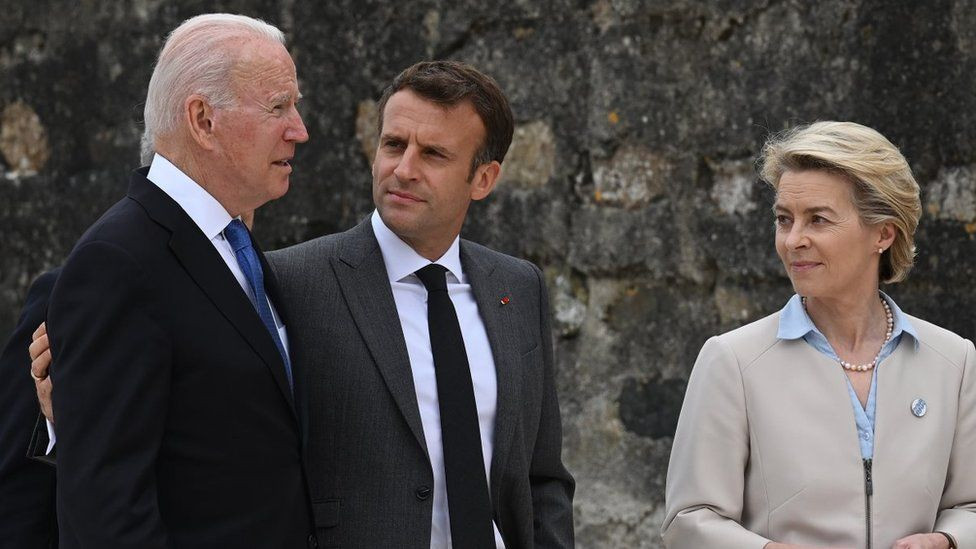 Biden Wants West to Form Alliance Against China