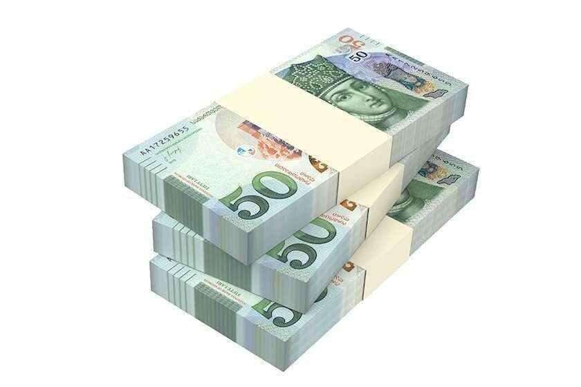 GEL Depreciated by 3.39 Tetri Against USD and by 3 Tetri Against the EUR