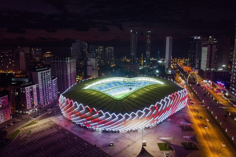 How Much Does The Naming Rights On Batumi Stadium Cost?