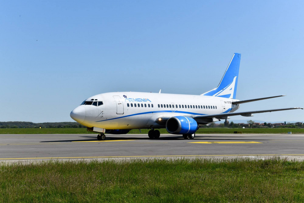 Armenia Airlines Will Operate Charter Flights in the Direction of Yerevan-Batumi