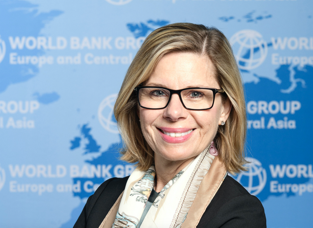 World Bank Vice President Anna Bjerde Will Arrive on Her First Official Visit to Georgia