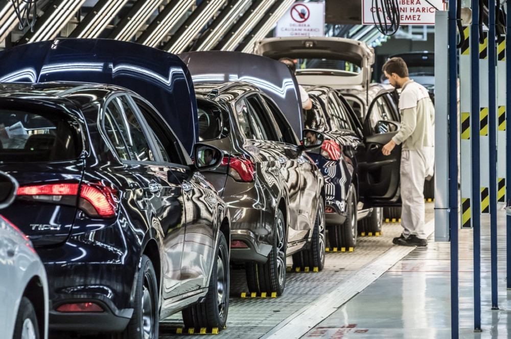 Turkey's Auto Production Sees Strong Recovery in January-May