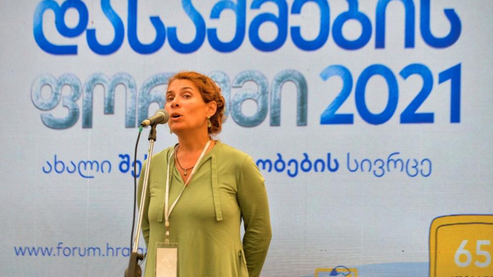 Over a Thousand Vacancies at Batumi Job Fair Organised With EU Support