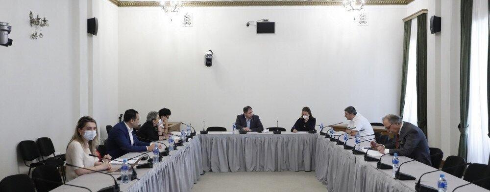 USAID Will Provide $ 67 Million in Grant to Georgia