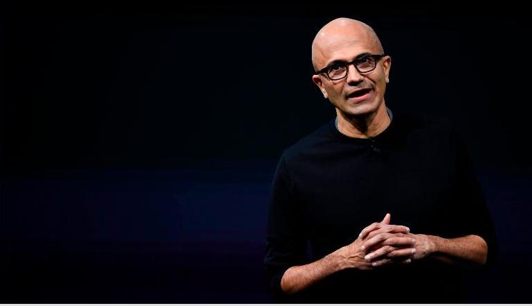 Microsoft-მა სატია ნადელა კომპანიის საბჭოს თავჯდომარედ დანიშნა