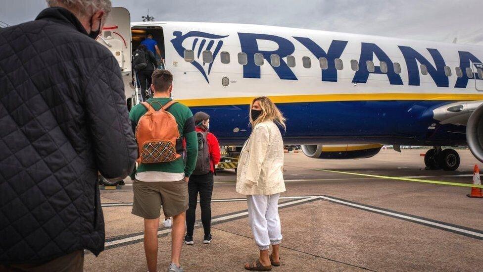 Ryanair და Manchester Airports Group სასამართლოში ჩივილით იმუქრებიან