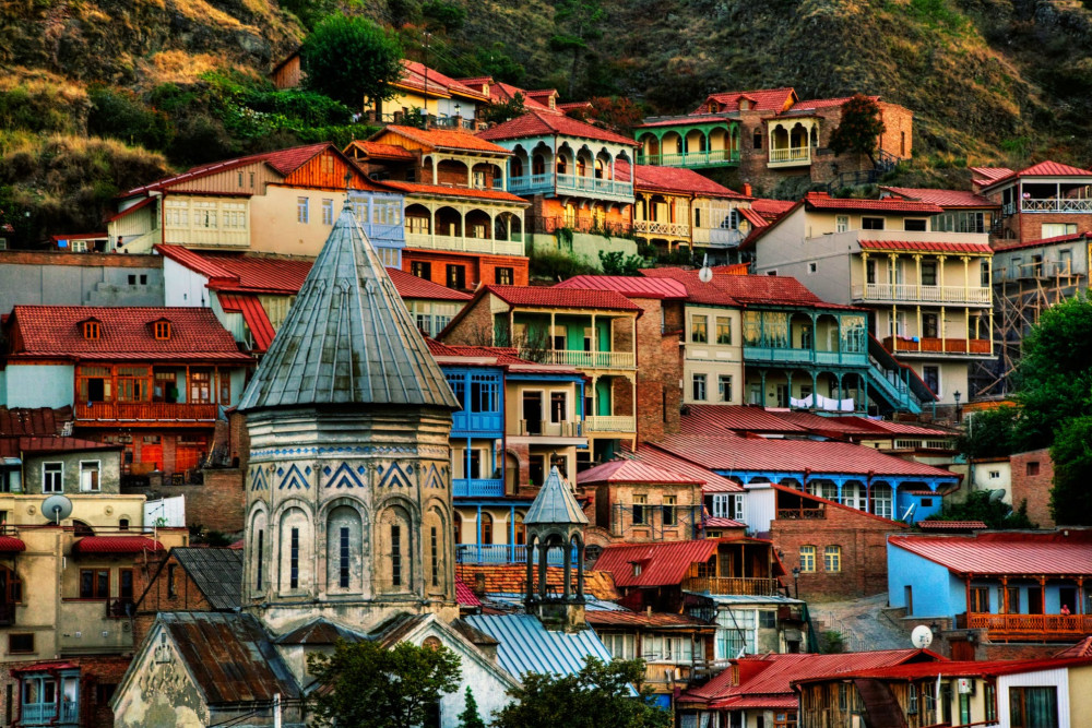 Tbilisi is the City You Always Want to Return to