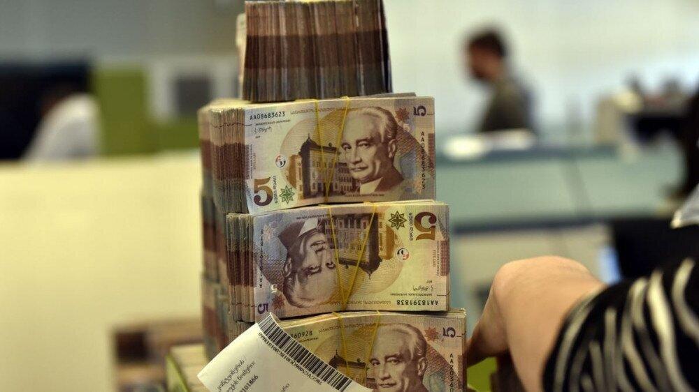 """Excessive Money"" - LEPLs Hold GEL 422 MLN In Commercial Banks"