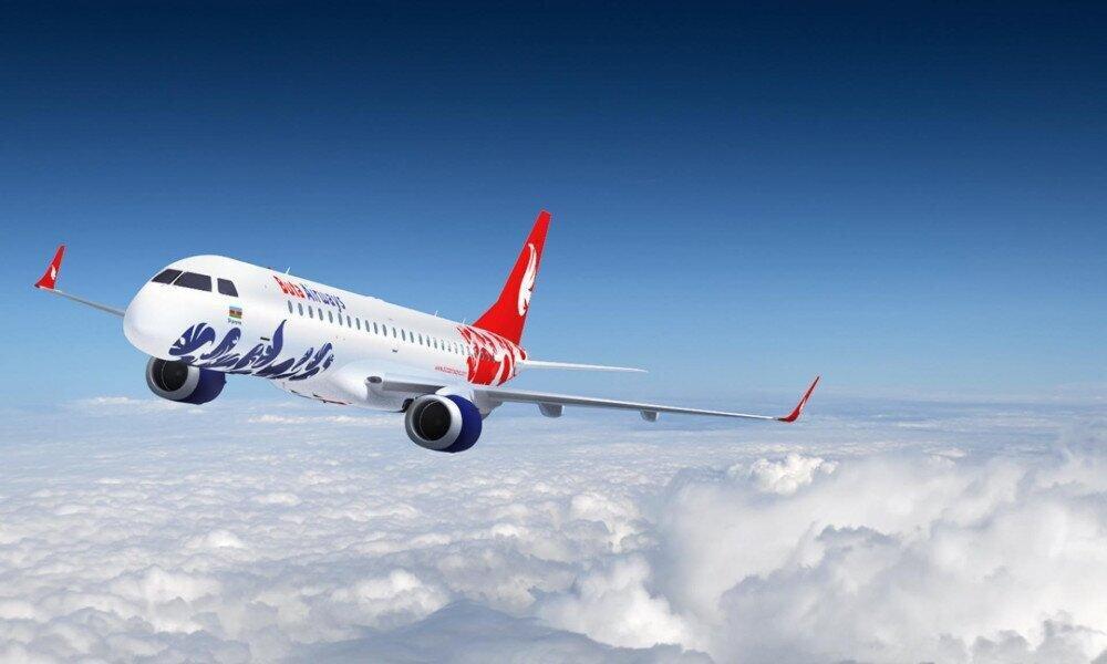 Buta Airways-ი თბილისი-ბაქოს მიმართულებით ფრენების სიხშირეს ზრდის