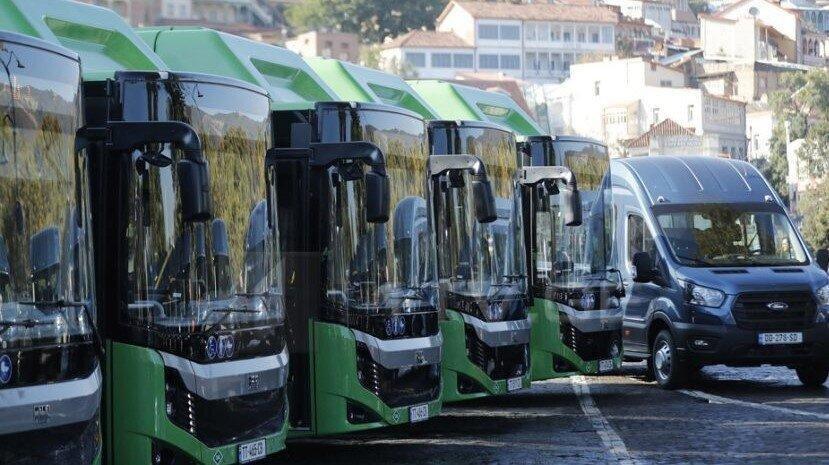 """""""დღეს ავტობუსის მძღოლები უკეთეს პირობებში არიან, ვიდრე მიკროავტობუსების"""" - ტრანსპორტის პროფკავშირი"""