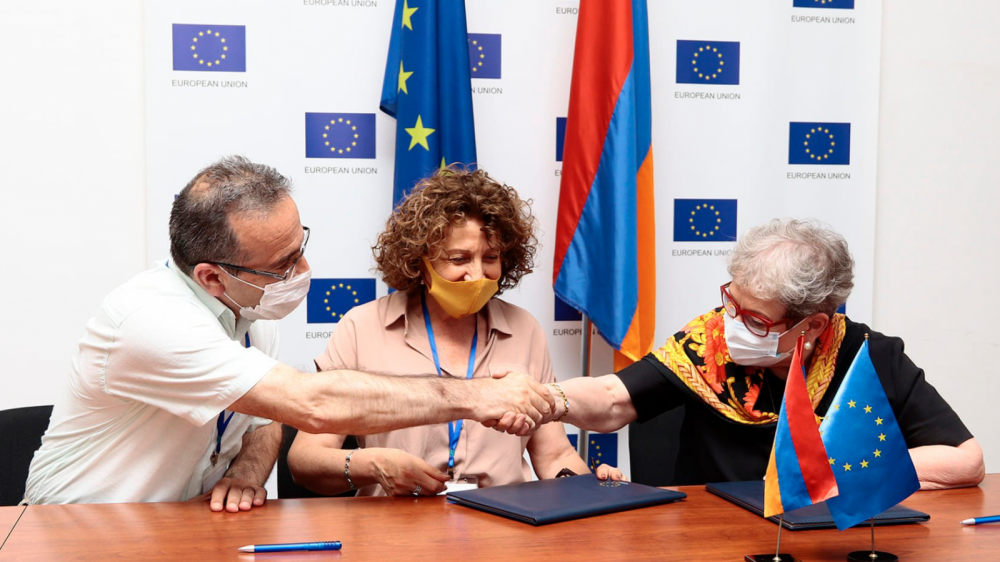 EU in Armenia Calls All Parties to Contribute to a Peaceful Election Day