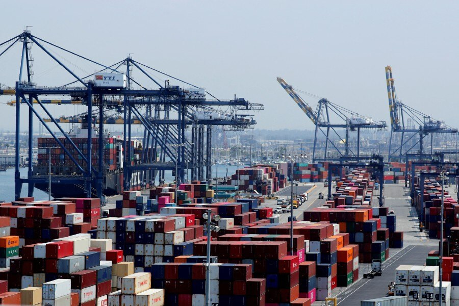 Container Shipments Down By 31% in Georgian Ports