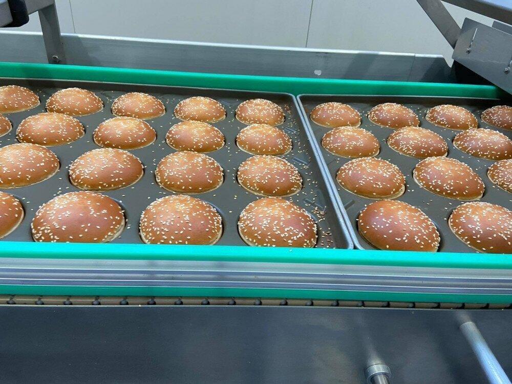 """""""მაკდონალდსის"""" ბურგერების პური მარკეტებშიც გაიყიდება - 26-მილიონიანი ინვესტიციით საწარმო იხსნება"""