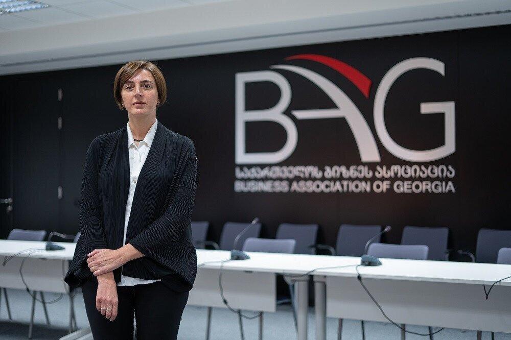BAG-ის აღმასრულებელი დირექტორის მოადგილედ მარიანა მორგოშია დაინიშნა