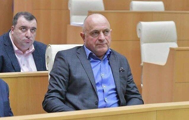 Financial interests of a former Georgian MP - Jumber Izoria in Chkhorotsku