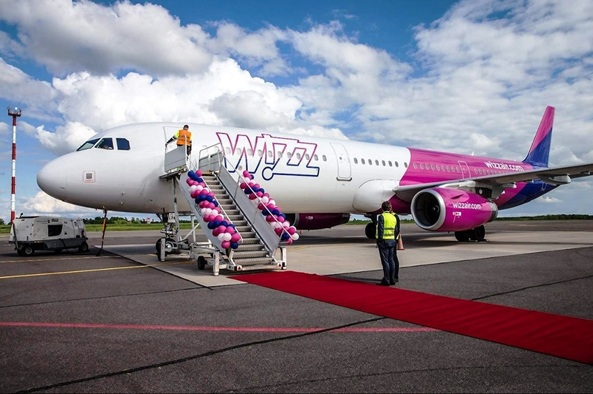 Wizz Air Base Returns To Kutaisi Airport From July 1 – Economy Minister