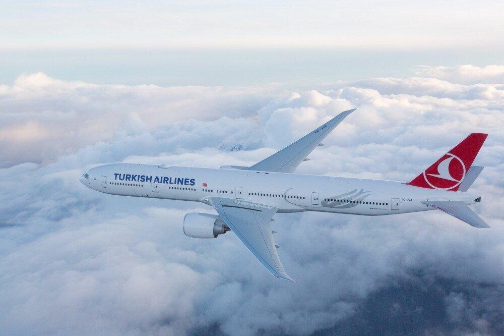 Turkish Airlines-ი COVID-პანდემიის შემდეგ პირველად დღეში დაახლოებით 1000 რეისს ასრულებს
