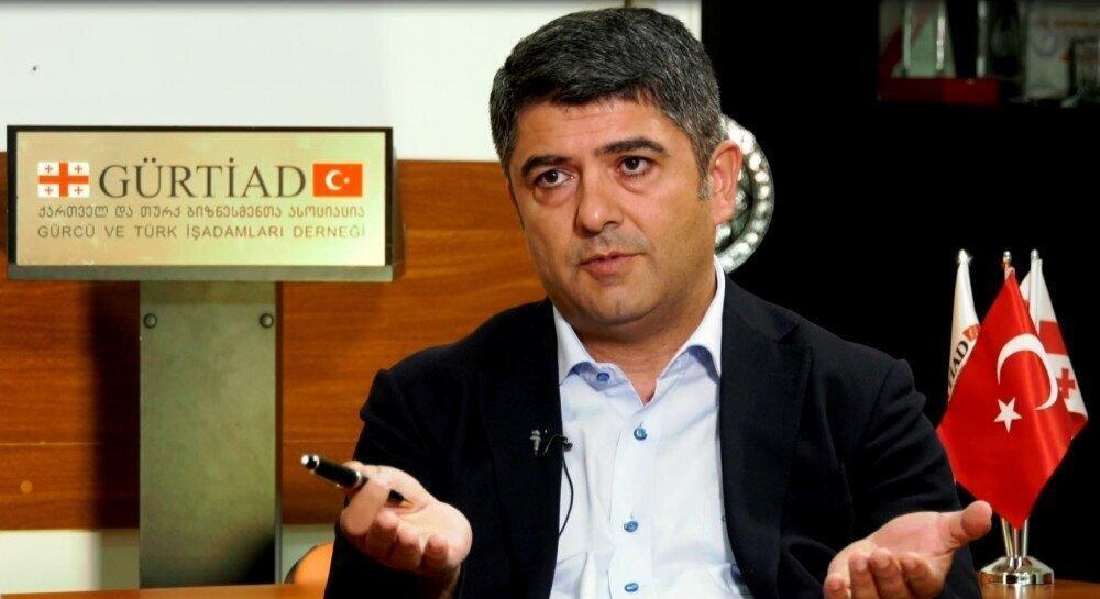 """""""საქართველო-თურქეთის სავაჭრო ბრუნვის დაბალანსების რესურსი სოფლის მეურნეობას აქვს"""""""