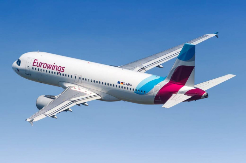 How Much Do Tickets From Lowcoster Eurowings Cost?