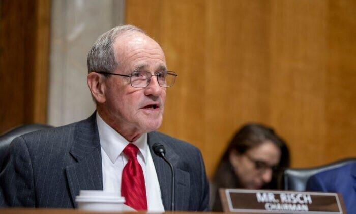Attacks Against Journalists Are Reprehensible - Senator Jim Risch