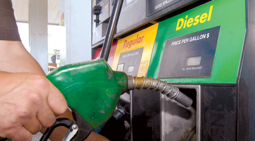 Diesel Production Up 10% in Azerbaijan This Year