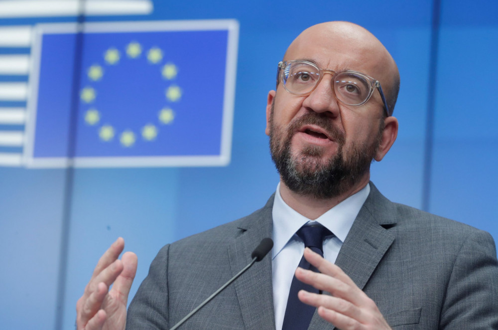 Judicial Reform Is A Core Condition For The Disbursement Of The EU Micro-Financial Assistance - Charles Michel