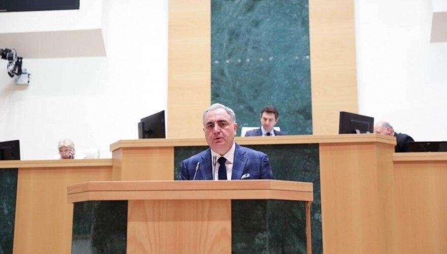 Today Economic Porgress Depends On The COVID-10 Managment Measures - Kovzanadze