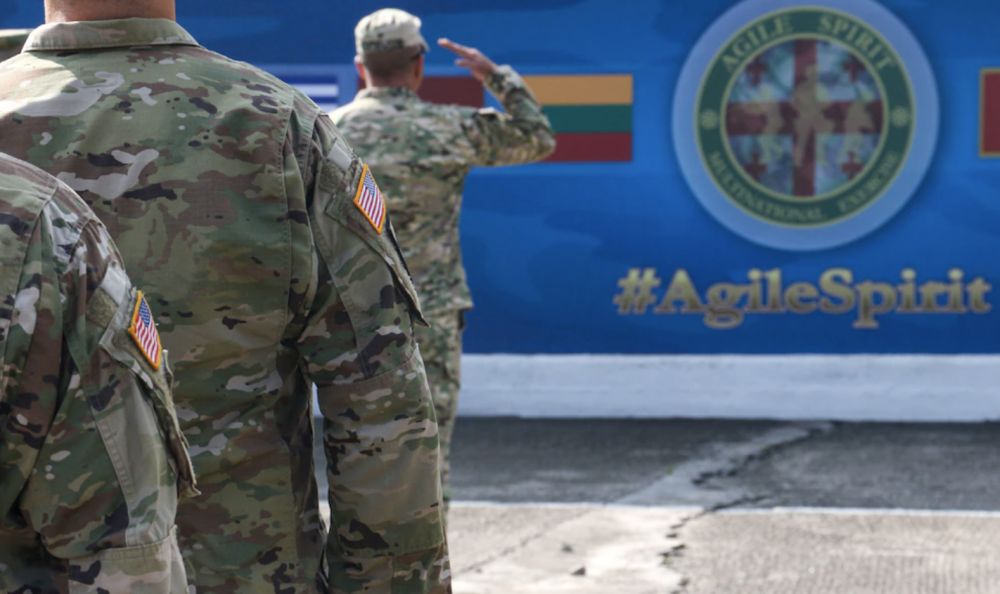 Georgia National Guard Soldiers to Participate in Multinational, Overseas Exercise Agile Spirit 2021