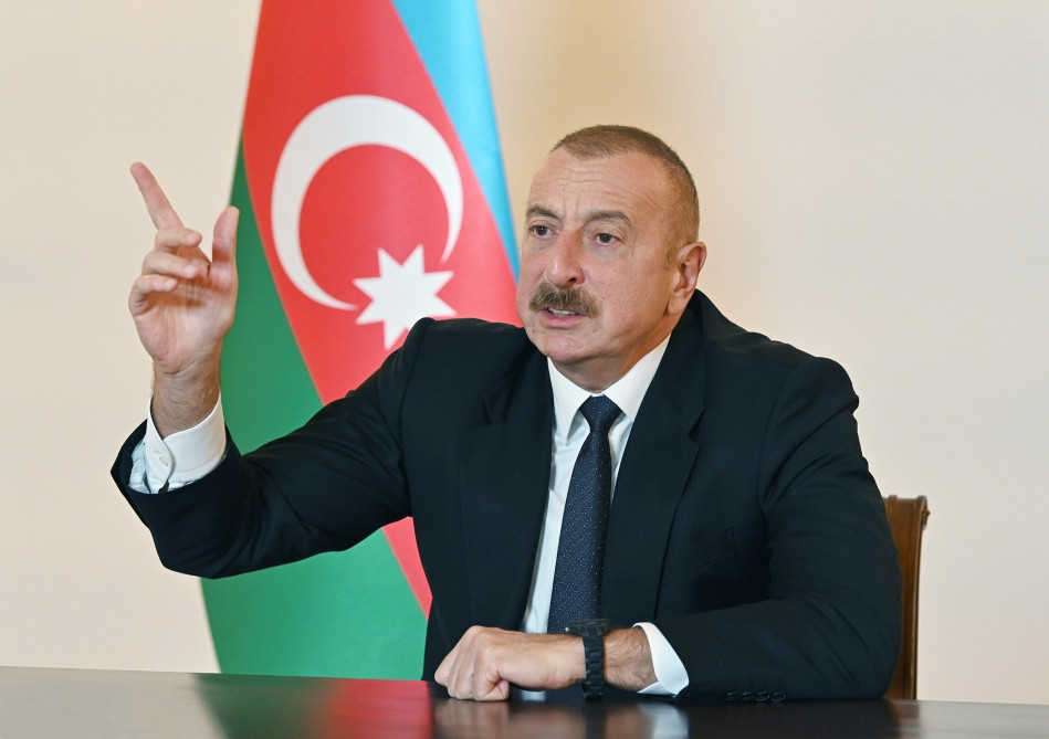 """""""This Is Unfair"""" - Aliyev About EU's €2.6B Funds for Armenia"""