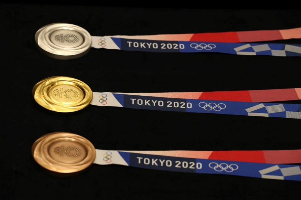 Tokyo 2020: Olympic Medals Made From Old Smartphones, Laptops