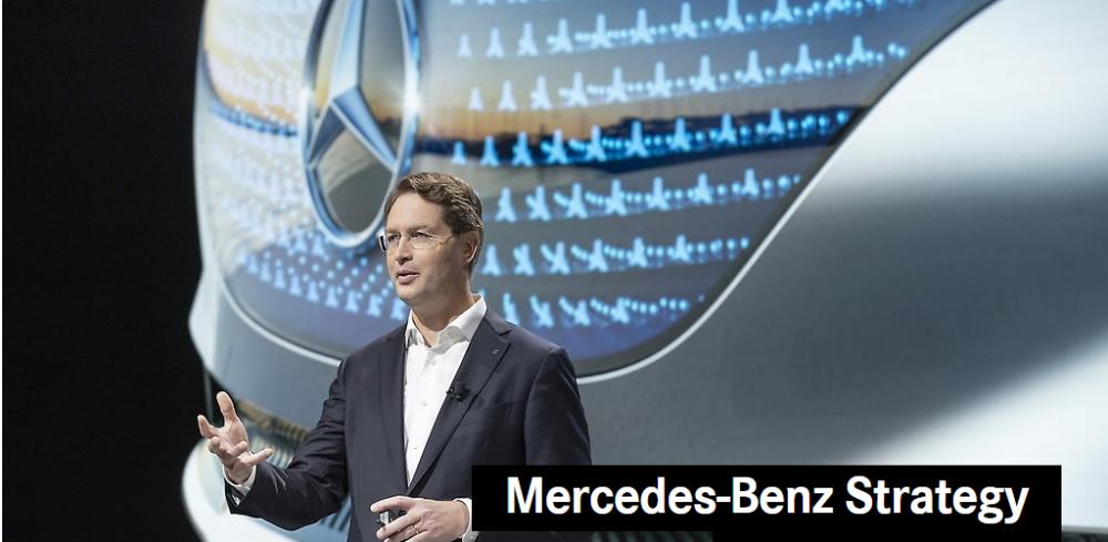 Mercedes-ი 2030 წლიდან სრულად ელექტრომობილების წარმოებაზე გადადის