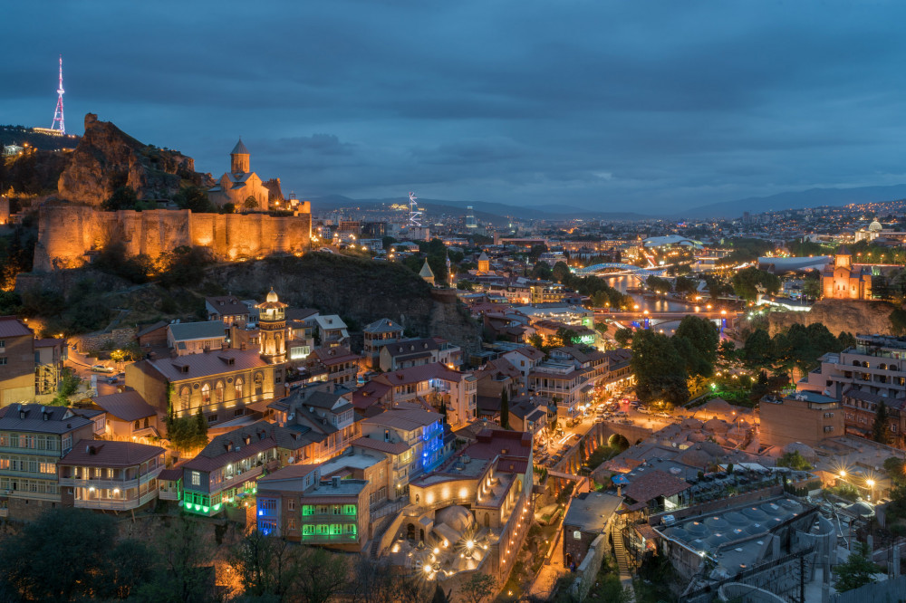 Germany Puts Georgia on Covid 'High Incidence' List