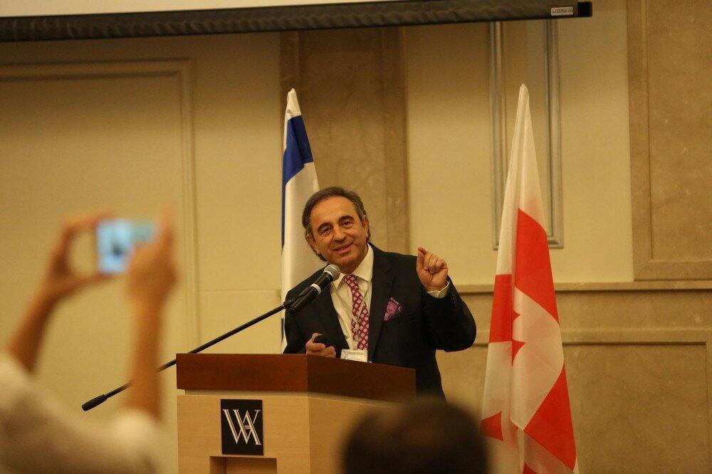 """""""საქართველო-ისრაელის თავისუფალი ვაჭრობის შეთანხმების გაფორმებას მუშაობა სჭირდება"""""""