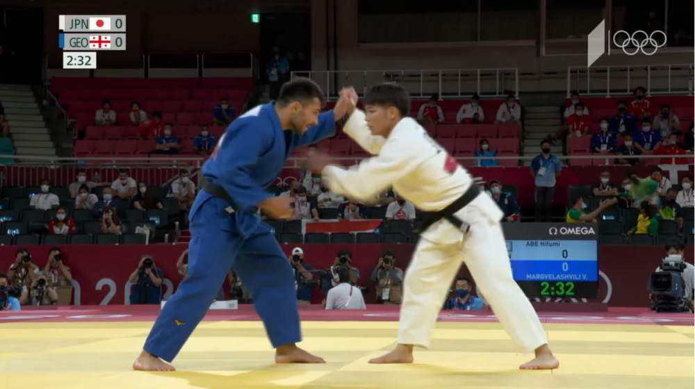 Vazha Margvelashvili Won a Silver Medal at the Tokyo Olympics
