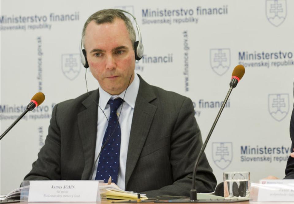ექსკლუზიური ინტერვიუ IMF-ის მისიის ხელმძღვანელთან ჯეიმს ჯონთან