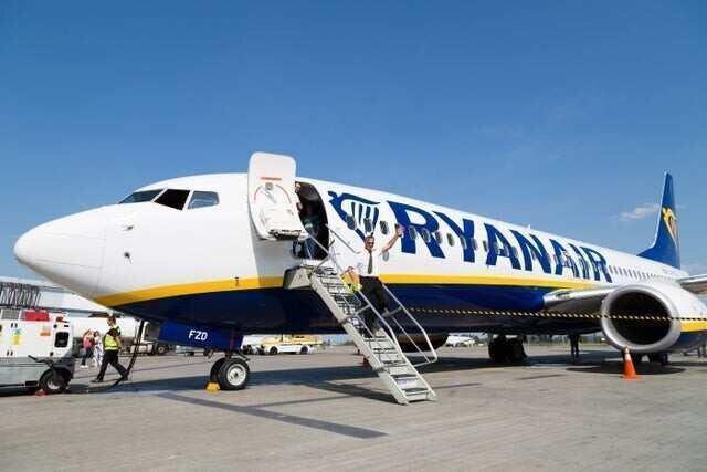 Ryanair-ი 273 მლნ ევროს ოდენობის ზარალის შესახებ აცხადებს