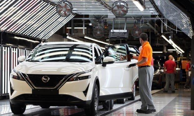 Nissan-ი ბრიტანეთში 400 ახალი სამუშაო ადგილის შექმნას განიხილავს