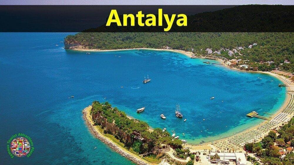 Turkish Antalya Hosts Over 3M Tourists