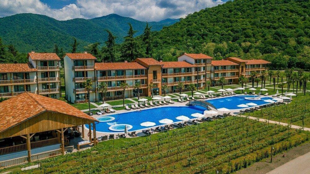 232-ნომრიანი სასტუმროს დატვირთვა 80%-ია, რაც კარგი მაჩვენებელია - Lopota Lake Resort & Spa