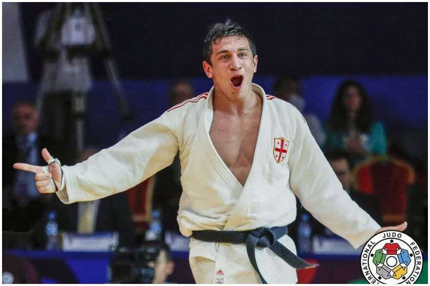 Lasha Bekauri Is an Olympic Champion