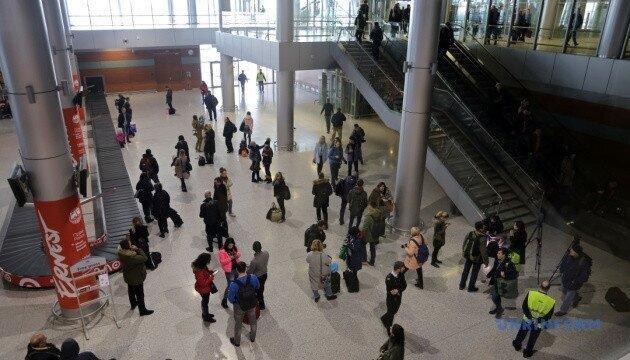 Passenger flow in Ukraine up 21%