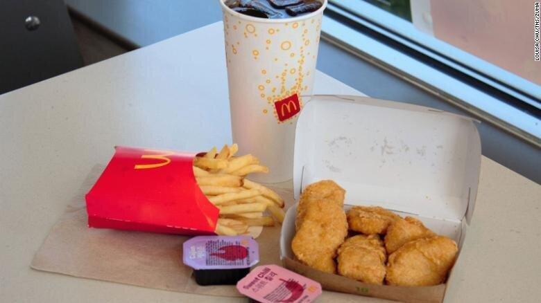 McDonald's Sales Rose 25.9% in the Second Quarter