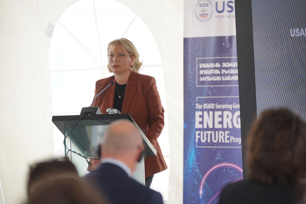 With The Assistance of The US, We Are Launching A Program To Ensure Energy Independence – Turnava