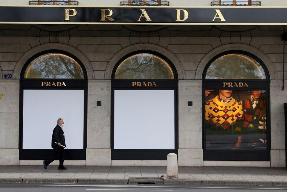 Prada-ს მეორე კვარტალში გაყიდვები რეკორდულად გაეზარდა