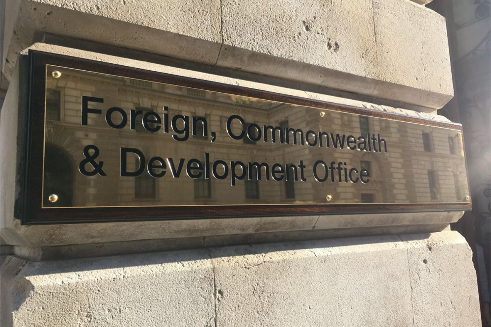UK Response To Georgian Dream Party Withdrawal From Agreement Of 19 April